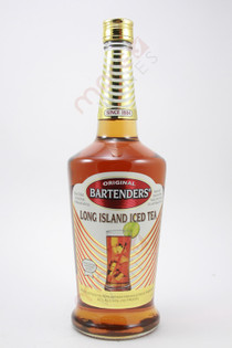 Original Bartenders Cocktails Long Island Iced Tea 750ml