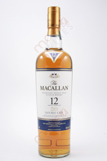The Macallan Single Malt Scotch Whisky Double Cask 12 Years 750ml