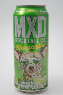 MXD Cocktail Co. Margarita Pre-Mixed Cocktail 16fl oz