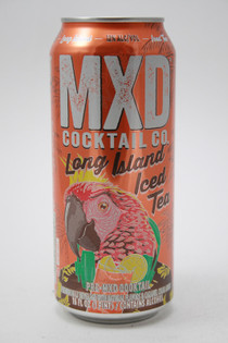 MXD Cocktail Co. Long Island Iced Tea Pre-Mixed Cocktail 16fl oz