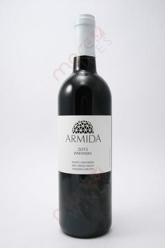 Armida Winery Maple Vineyards Zinfandel 750ml