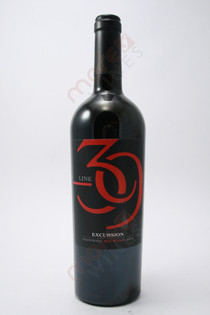 Line 39 Excursion Red Blend 750ml