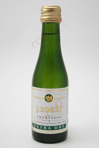 J. Roget Extra Dry American Champagne 187ml