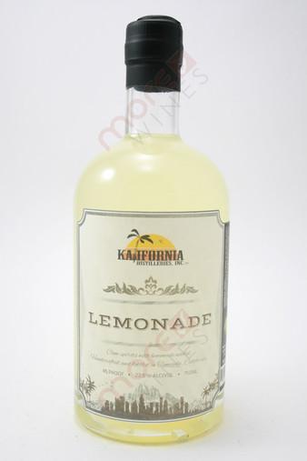 Kalifornia Lemonade 750ml