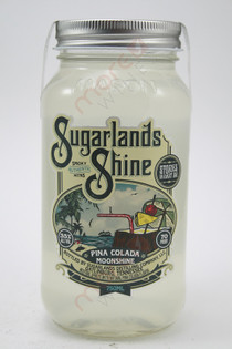 Sugarlands Pina Colada Moonshine 750ml