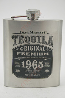 Casa Maestri 1965 Flask Edition Blanco Tequila 50ml