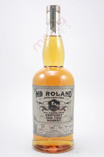 MB Roland Kentucky Dark Fired Whiskey 750ml