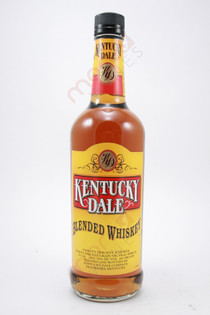 Kentucky Dale Whiskey 750ml