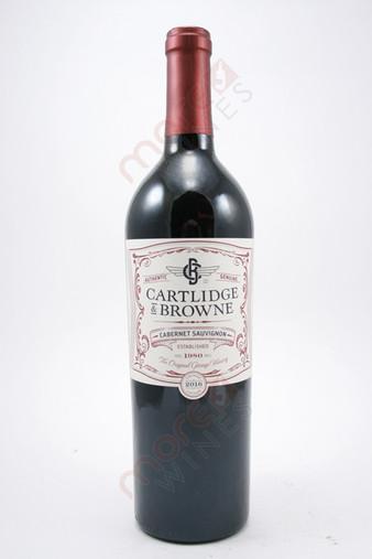 Cartlidge & Browne Cabernet Sauvignon 750ml