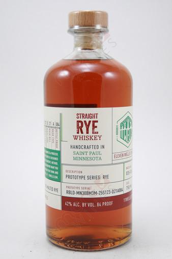 11 Wells Prototype Series Rye Whiskey 750ml