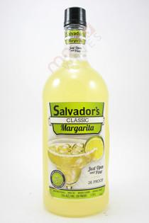 Salvador's Classic Margarita 1.75L