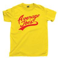 Dodgeball Movie T Shirt Average Joe's Gym Globo Gym Purple Cobras Daisy Tee