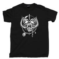 Motorhead T Shirt Warpig Snaggletooth Lemmy Kilmister Black Tee