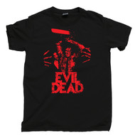 Army Of Darkness T Shirt Evil Dead Bruce Campbell Black Tee