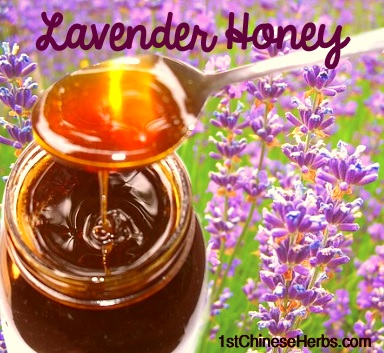 Lavender Honey · 1stChineseHerbs