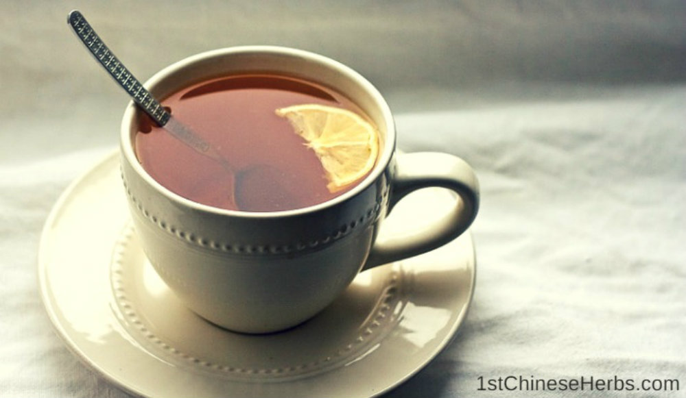 Step 7: Pour yourself a cup of tea.