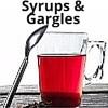 Syrups & Gargles