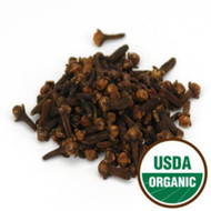 Cloves Certified Organic Whole Form 1 lb