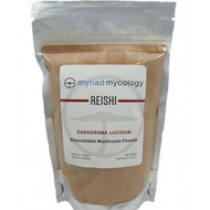 Reishi (Ling Zhi) Myriad Mycology Mushroom Powder 5.2 oz