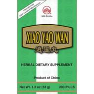Free & Easy Wanderer Teapills  (Xiao Yao Wan) Min Shan Teapills 200 ct
