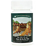 Abundant Qi Teapills (Shen Qi Da Bu Wan) Plum Flower 200 ct