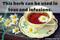 Use in an herbal tea mixture.