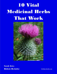 10 Vital Medicinal Herbs That Work - A guide for better health.
