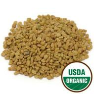 Fenugreek Seed - Organic Whole Form 1 lb. - Starwest Botanicals Brand