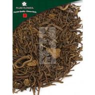 Aster Root (Zi Wan) - Cut Form 1 lb. - Plum Flower Brand