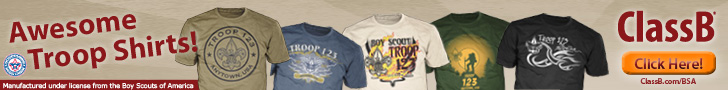 Boy Scout Troop T-shirts