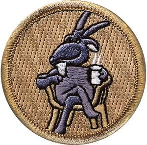 adult boy scout leader patrol patch