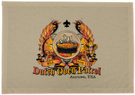 Custom Dutch Oven Patrol Patch Flag with Colored Wings (SP5769)