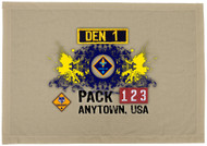 Custom Webelos Den Flag (SP5939)