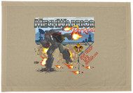 Custom Mech Warrior Patrol Flag (SP5958)