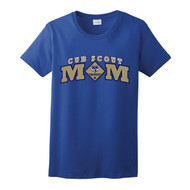 Cub Scout Mom Ladies T-shirt (SP6178)