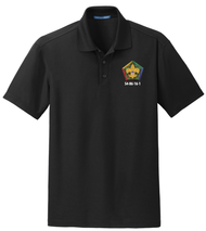 Port Authority® Dry Zone® Grid Polo - GRC Wood Badge S4-86-16-1