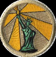 Light and Liberty Patrol Patch