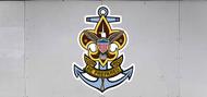 Trailer Graphic BSA Sea Scouts (SP6544)