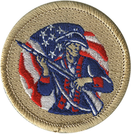 Sons of Liberty Patrol Patch