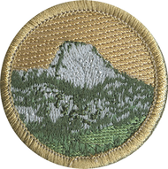 Official Licensed Tooth of Time Patrol Patch