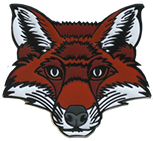 Wood Badge Fox Critter Head Pin