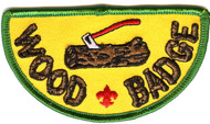 Wood Badge Patch