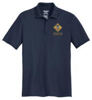 Double Pique Sport Shirt – Mens with Cub Scout Logo