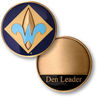 Webelos Den Leader Coin- DISCONTINUED