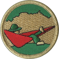Rocking Hammock Patrol Patch