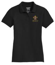 Double Pique Sport Shirt – Ladies with BSA Universal Logo