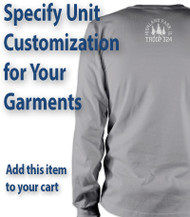 Unit Customization for Your Scout Reservation 2017
