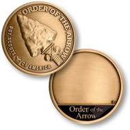 Order of the Arrow Coin- DISCOUNTED