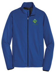 Port Authority® Active Soft Shell Jacket with Venturing Logo