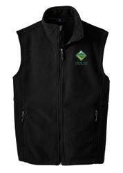 Port Authority® Fleece Vest with  Venturing Logo